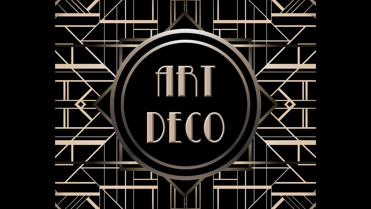 ELEMENTS OF ART DECO HD