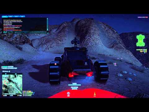 Planetside 2 Squad Gameplay - Massacre at Seabed Listening Post