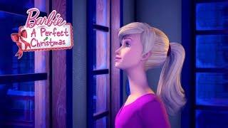 Барби загадывает желание Чудесное Рождество новогодние мультфильмы для девочек