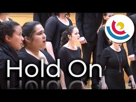 Cape Town Youth Choir - Hold on