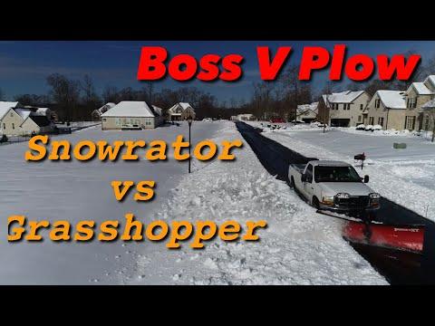 Major Snow Storm! | Snowrator | Boss Snow Plow