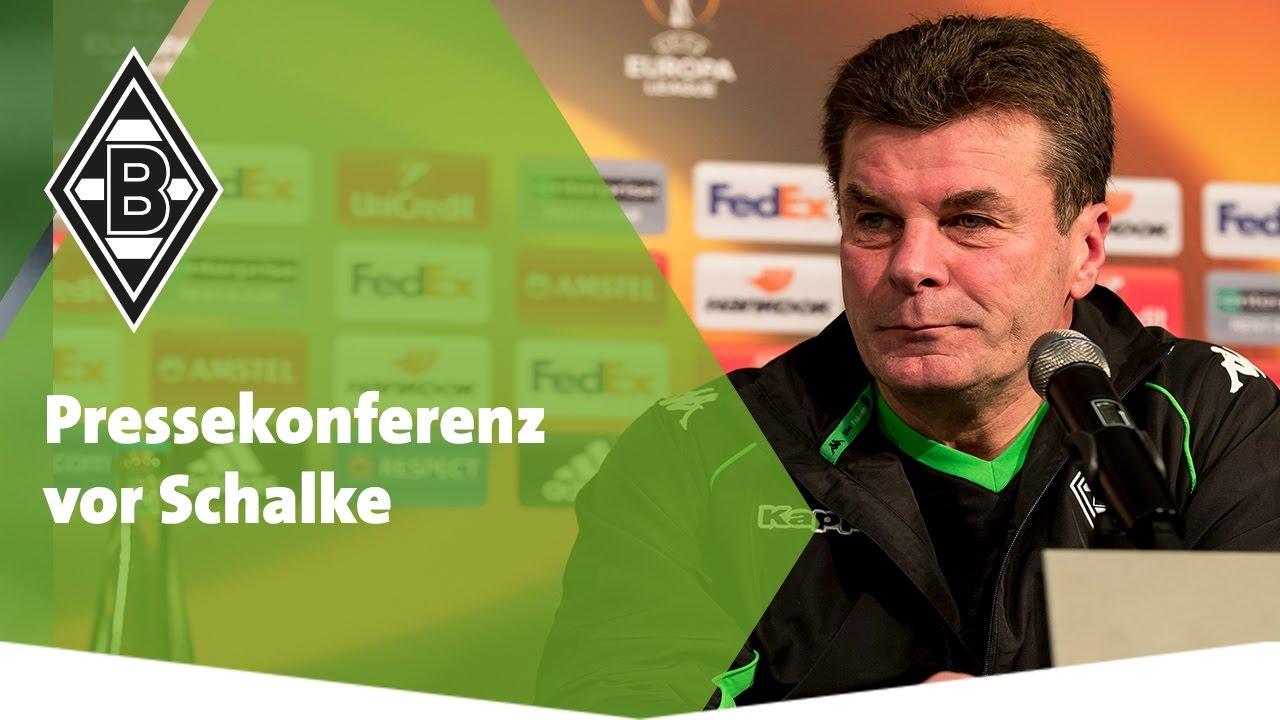 Schalke Pressekonferenz