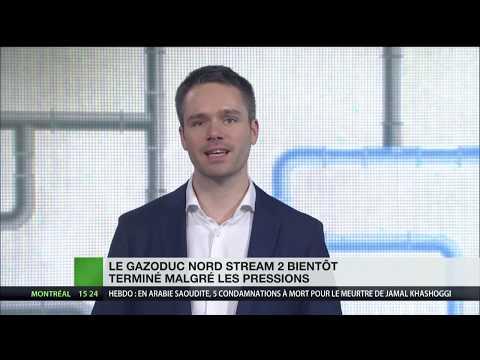 Nord Stream 2 : Le Gazoduc Bientôt Mis En Service Malgré Les Sanctions