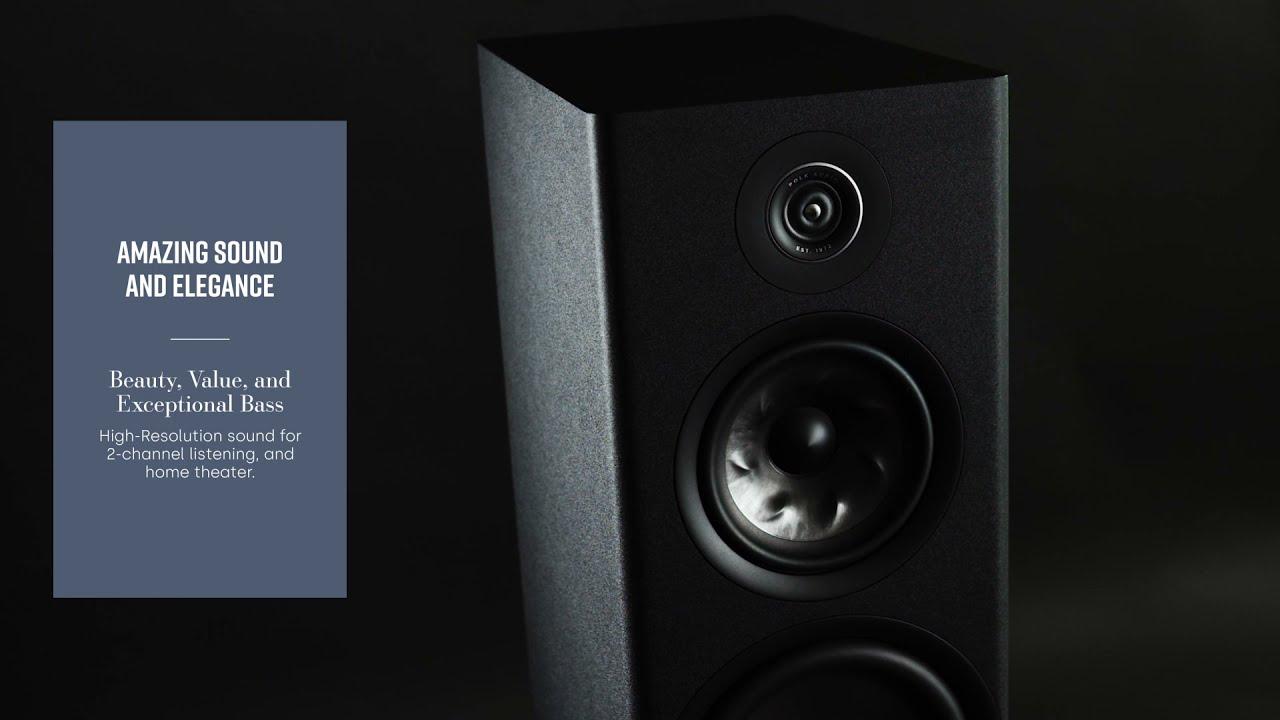 RESERVE // R600 Floor Standing Speaker // Medium video thumbnail