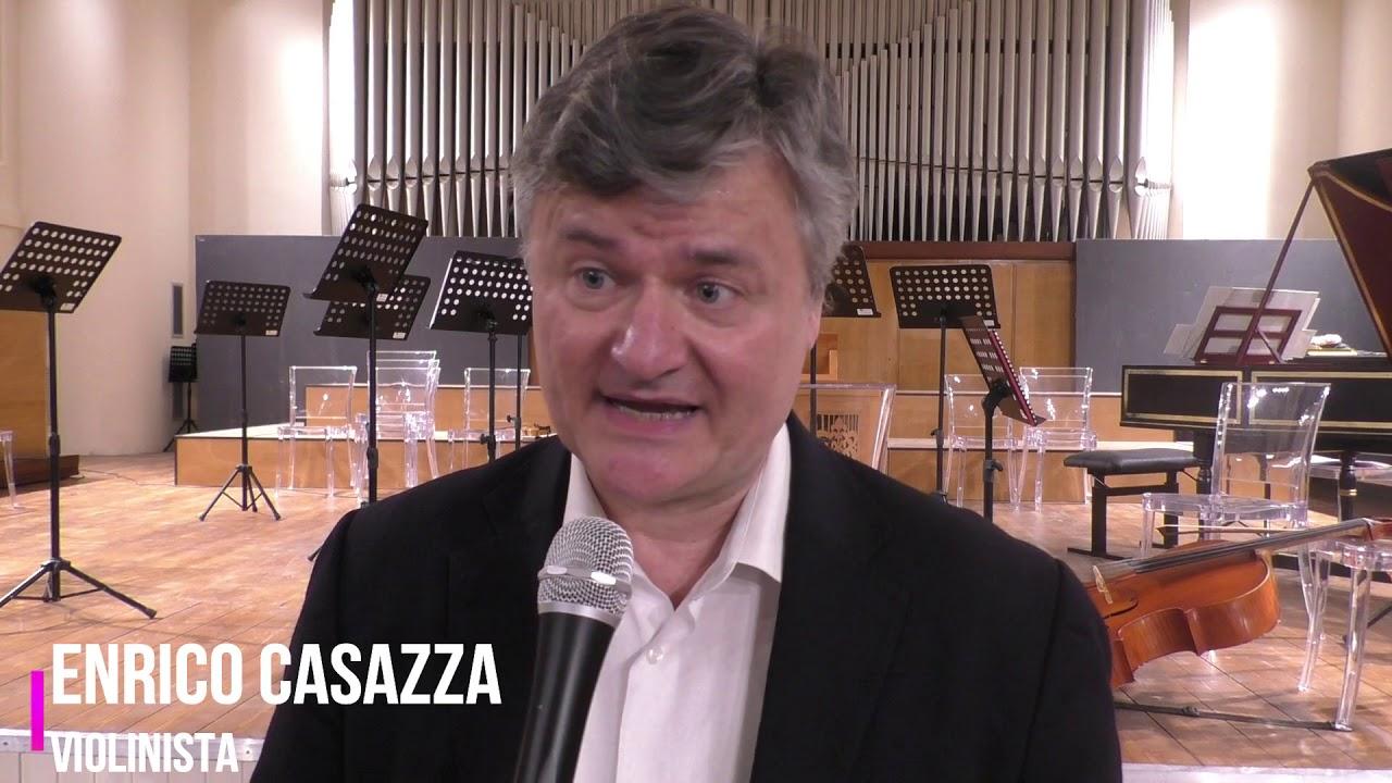 75ab0ab3e9 Musica in Auditorium - Intervista ad Enrico Casazza - YouTube