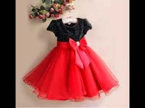 06fcecd02 Latest Baby Girl Frocks - YouTube