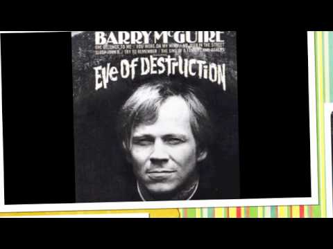 Barry Mc Guire-You Were On My Mind
