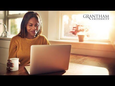 Grantham University - Convenient, Flexible and 100% Online
