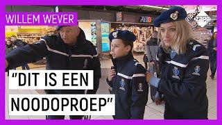 WAT DOET DE BEVEILIGING OP SCHIPHOL? | Willem Wever | NPO Zapp