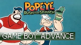 [Longplay] Popeye: Rush for Spinach - Game Boy Advance