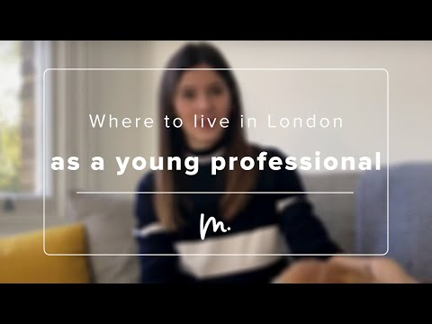 Where To Live In London If You're A Young Professional