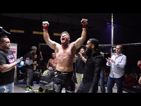 """MustLoveMMA.com~Behind-the-Scenes with Steve """"Tomahawk"""" Townsel & his ROAW21 Win"""
