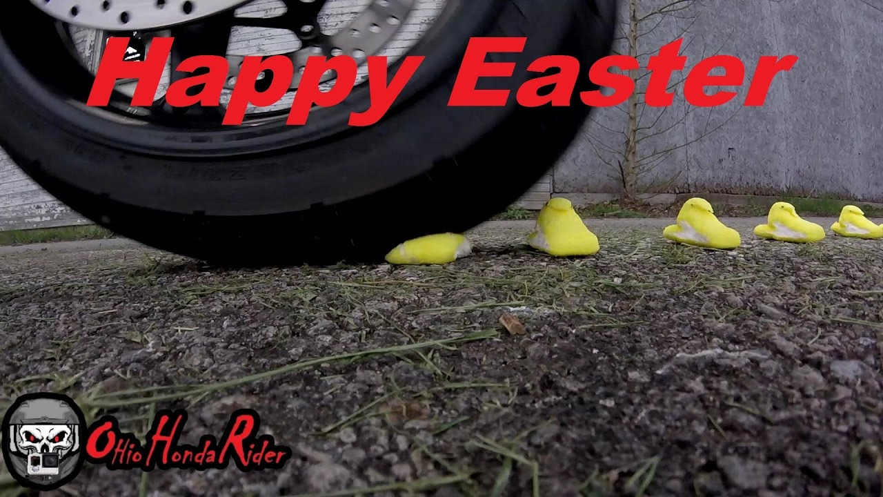 Happy Easter To All My Peeps Youtube