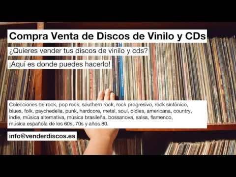 Compra Venta Discos Barcelona