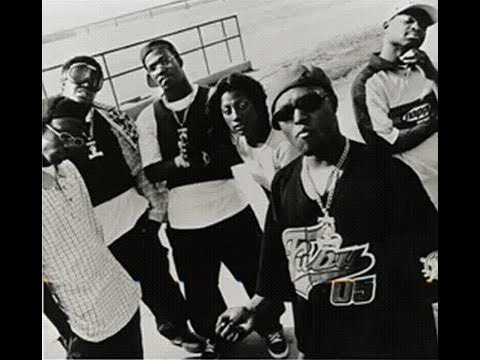 Triple 6 Mafia - Break Da Law (1993-2013)