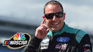 How will NASCAR punish Johnny Sauter for wrecking Austin Hill?   Motorsports on NBC