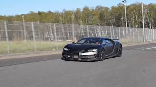 BUGATTI CHIRON SOUND! Acceleration and more!!! - LA22