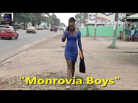 Monrovia Boys... Hahahaha..They get big mouth... 24hourslaughter ...