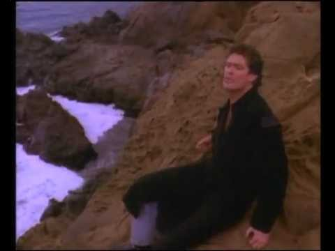 """David Hasselhoff  - """"Flying On The Wings Of Tenderness""""  Official Music Video"""