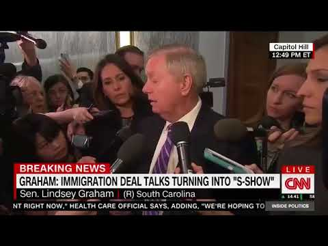 Senator Lindsey Graham Rips Staffers Like John Kelly for Giving Trump Poor Advice