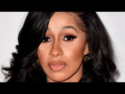 Cardi B Didn't Always Look Like This