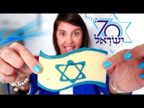איך מכינים פנקייק דגל ישראל | ספיישל עצמאות :)