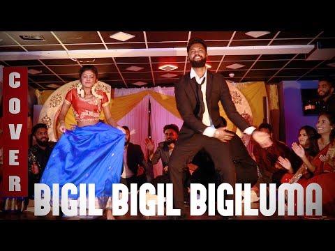Bigil - Bigil Bigil Bigiluma Dance Cover   Nishdubsmash   Oneclick Creations