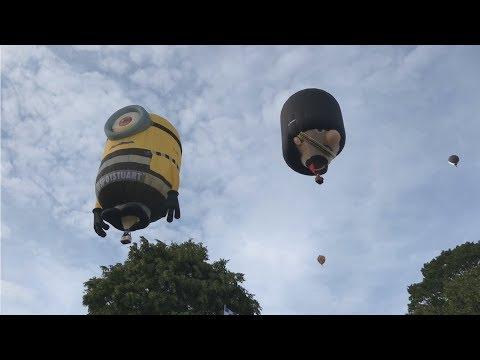 Bristol International Balloon Fiesta 2017 (Sunday)