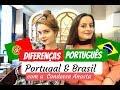 Imensas diferenças entre o português de PT e o português do BR feat. Condessa Anasta