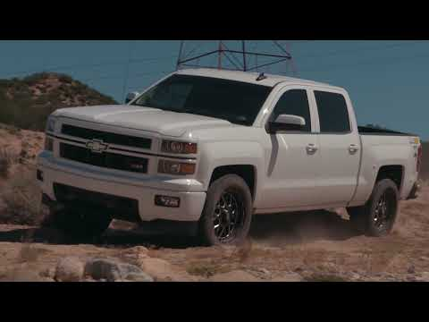 Broc Tickle Chevy Silverado UCA's by Total Chaos