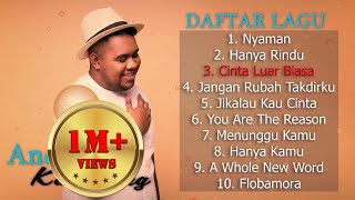 "Download lagu Andmesh Kamaleng [ Full Album ] 💙 Lagu Indonesia Terbaru 2020 💙 Hits Single ""NYAMAN"""