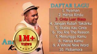 """Download Andmesh Kamaleng [ Full Album ] 💙 Lagu Indonesia Terbaru 2020 💙 Hits Single """"NYAMAN"""""""
