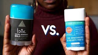 A Full Review of Lone Bold Deodorant Versus Lume Natural Deodorant || #IMPULSEBUY