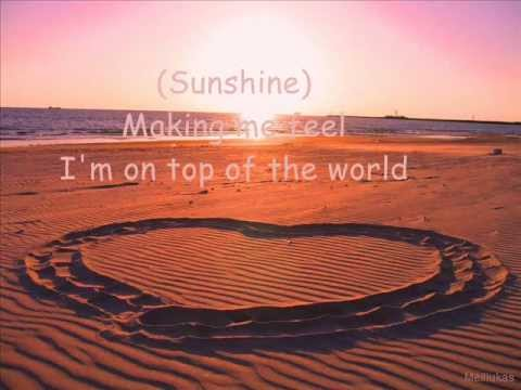 Sunshine by Gabrielle with lyrics