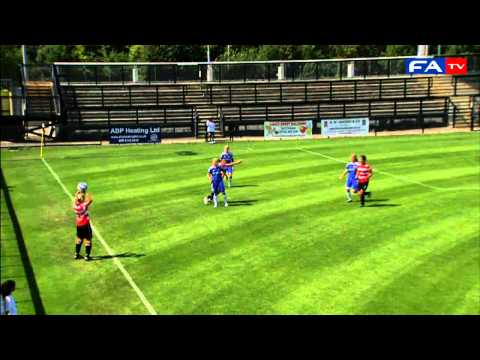 Chelsea 2-1 Doncaster Rovers Belles | The FA WSL Official Highlights - 31-07-11