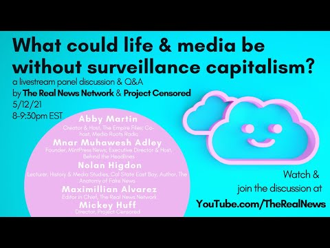 What could life & media be without surveillance capitalism?