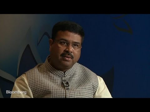 India's Oil Minister Says Oil Prices Are 'Too High'