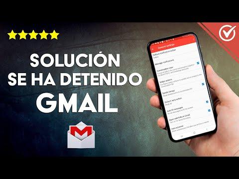 'Gmail se ha Detenido' - Solución Rápida y Efectiva