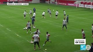 Vuelve la Bundesliga es el primer gran torneo de fútbol en retomar actividades