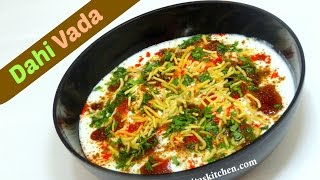 Dahi Vada Recipe | Dahi Bhalla recipe | How to Make Dahi Vada | Dahi Vada recipe by kabitaskitchen