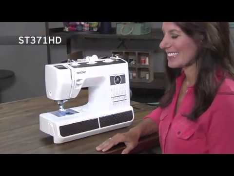 Brother ST371HD Sewing Machine Overview