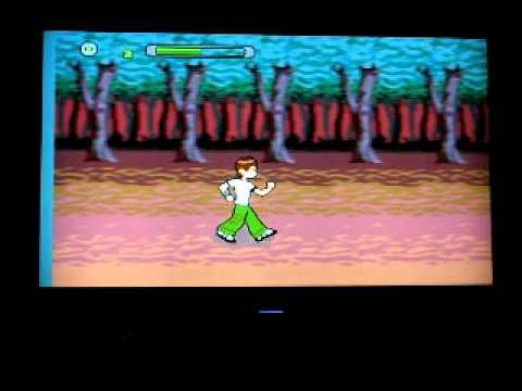 Ben 10 - Unofficial game for SEGA Genesis / Mega Drive!