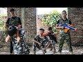 Hihahe Nerf War: Squad Navy Nerf Guns Pirates Group Rescue Princess Nerf War