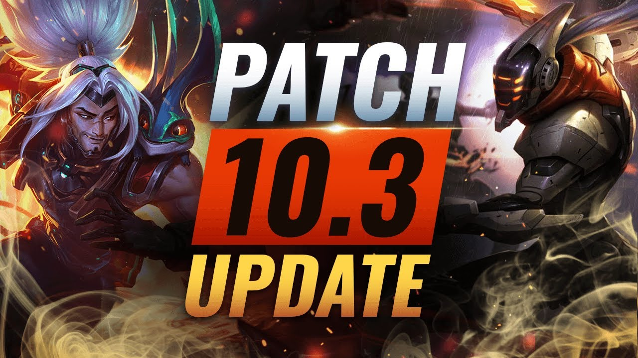 NEW UPDATE: BEST Champions TIER List – League of Legends Patch 10.3 thumbnail