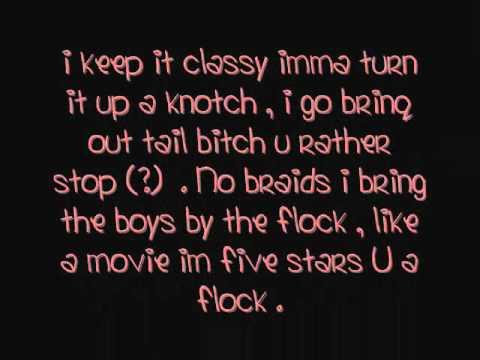 Aha thats my chick