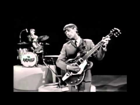 The Animals - The House of the Rising Sun (Ed Sullivan 1964)