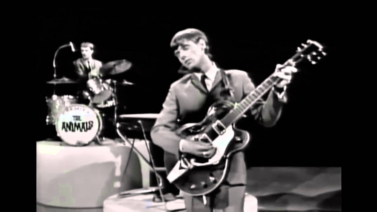 Rising Sun The Animals The House Of The Rising Sun ed Sullivan 1964 Youtube The Animals The House Of The Rising Sun ed Sullivan 1964 Youtube