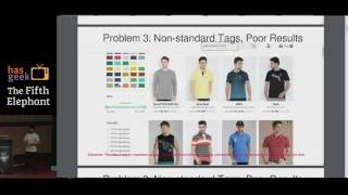 Taking Fashion and Lifestyle Commerce Towards SKUs Using Deep Image and Text Parsing