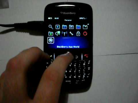 Analisis Blackberry Curve 8520