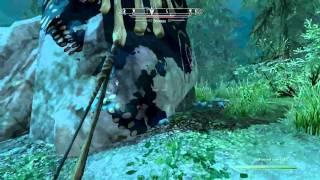The Elder Scrolls V: Skyrim вор-каджит